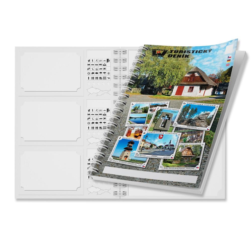 Turistický deník (Muzeum v přírodě Vysočina - Betlém Hlinsko)
