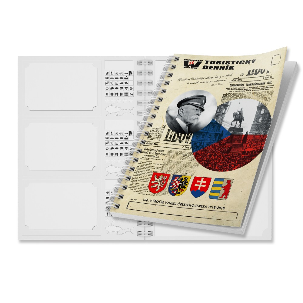 100. výročie vzniku Československa 1918-2018