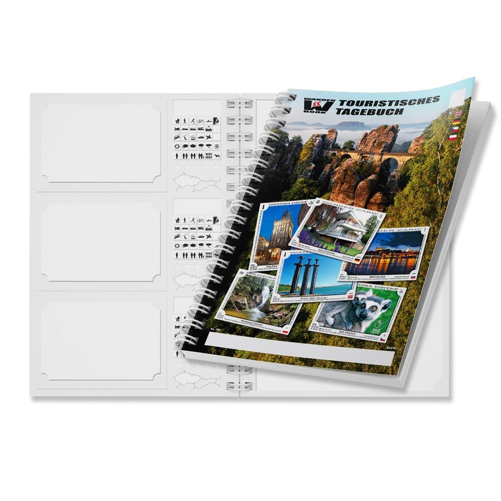 Touristisches Tagebuch (No. 202 Basteibrücke)