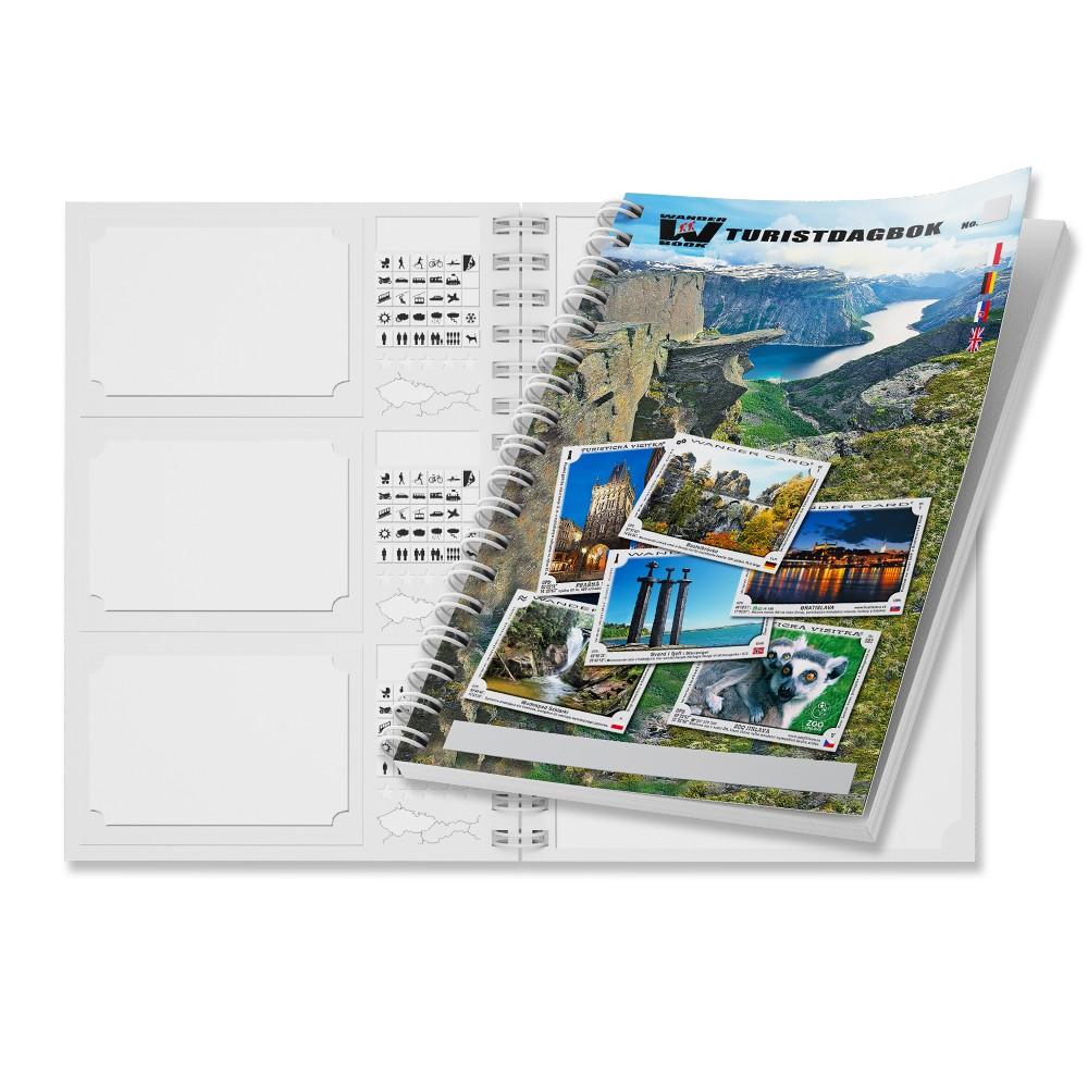 Turistický deník (No. 401 Trolltunga)