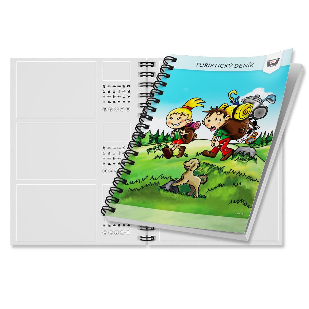 Turistický deník (No. 55)