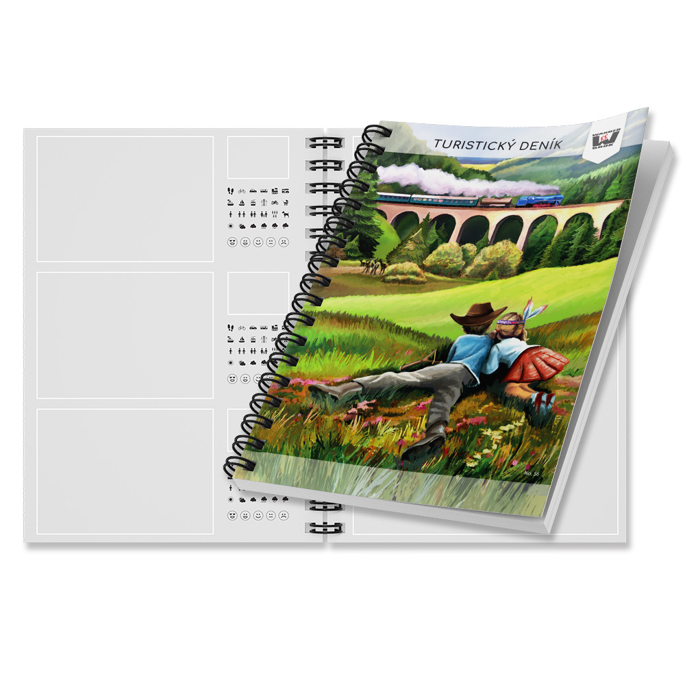 Turistický deník (No.56)
