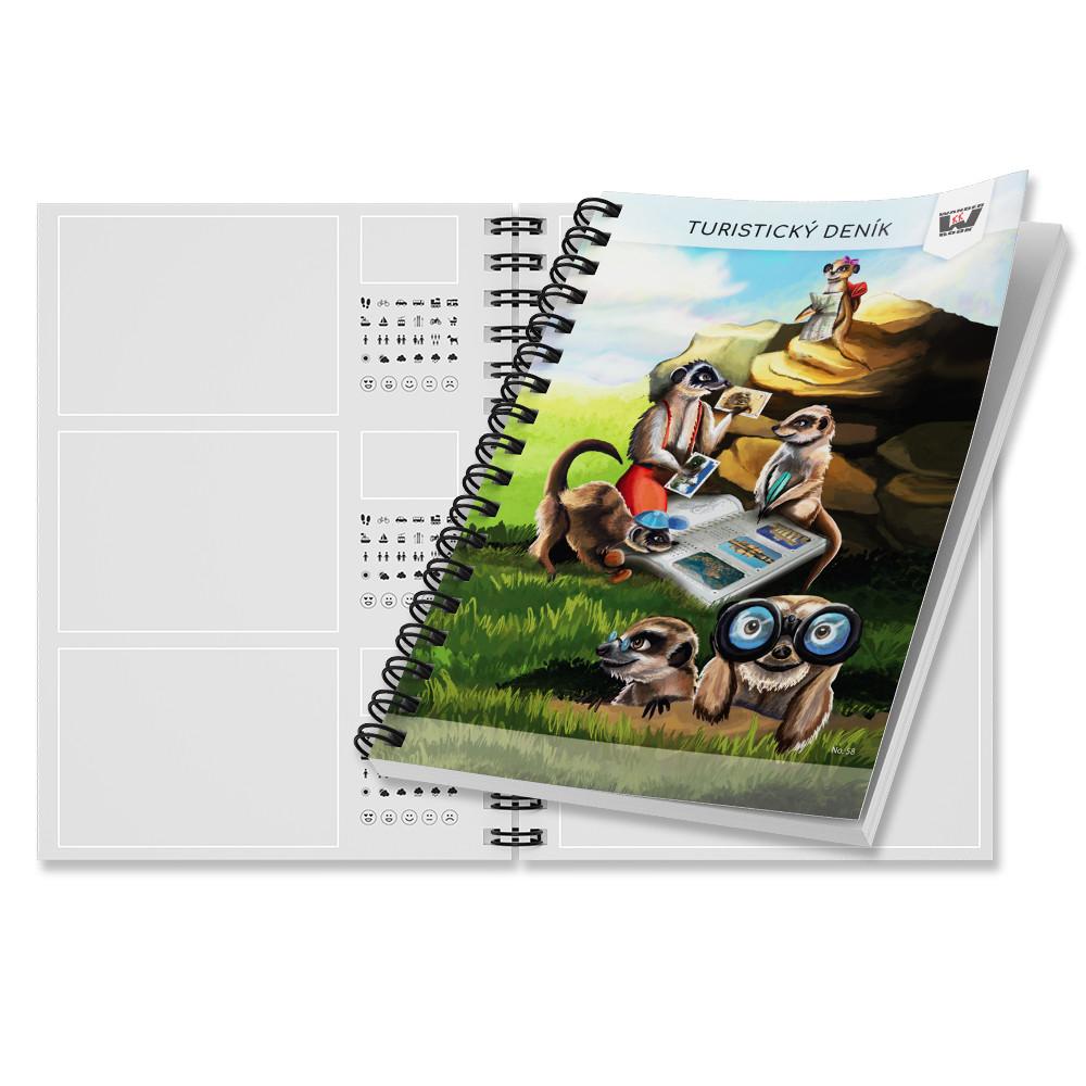 Turistický deník (No.58)