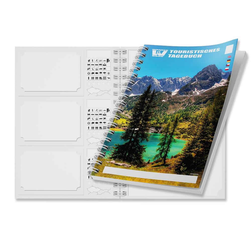 Turistický deník (No. 602 Seebensee)