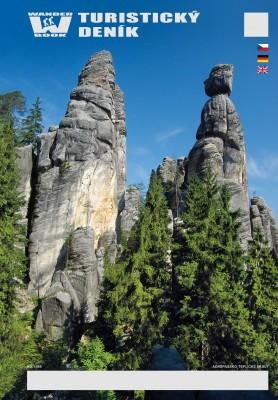 Turistický deník - Motiv: Starosta a Starostová