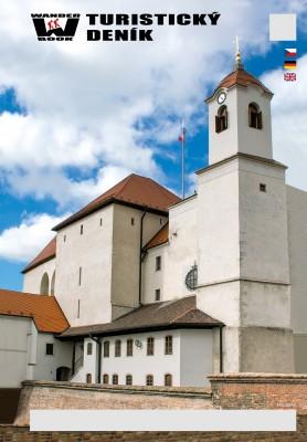 Turistický deník - Motiv: Hrad Špilberk