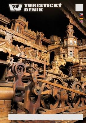 Turistický denník - Motív: Proboštův mechanický betlém