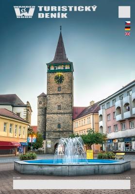 Turistický deník - Motiv: Jičín - Valdická brána