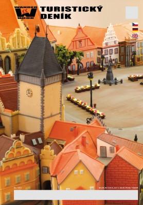 Turistický denník - Motív: Muzeum čokolády a marcipánu Tábor