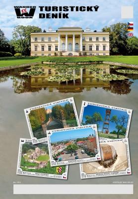 Turistický denník - Motív: Zámek Kostelec nad Orlicí
