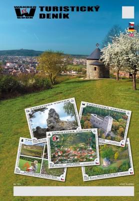 Turistický deník - Motiv: Starý Plzenec