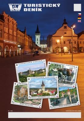 Turistický deník - Motiv: Dvůr Králové nad Labem