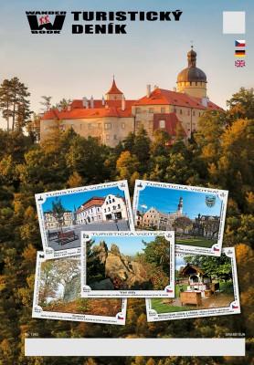 Turistický deník - Motiv: Hrad Grabštejn