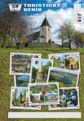 Turistický denník - Motív: Havlíčkova Borová