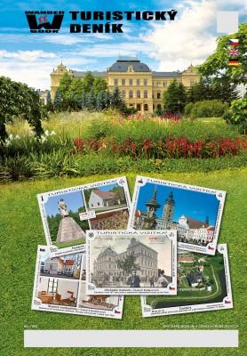 Turistický deník - Motiv: Jihočeské muzeum v Českých Budějovicích