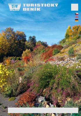 Turistický deník - Motiv: Arboretum Makču Pikču