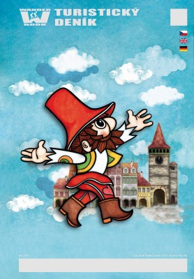 Turistický denník - Motív: Galerie Rumcajsův svět Radka Pilaře