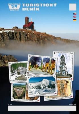 Turistický deník - Motiv: Sněžné jámy