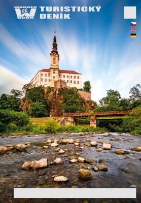 Turistický deník - Motiv: Děčín