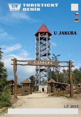 Turistický deník - Motiv: Rozhledna U Jakuba