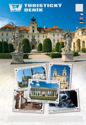 Turistický deník - Motiv: Zámek Valtice