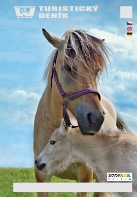 Turistický denník - Motív: Zoopark Zelčín