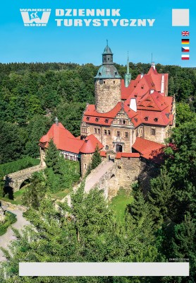 Turistický deník - Motiv: Zamek Czocha