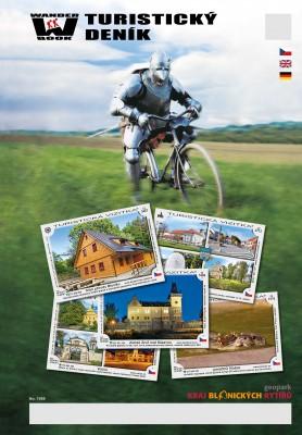 Turistický deník - Motiv: Kraj blanických rytířů