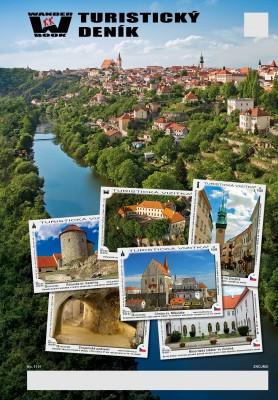 Turistický deník - Motiv: Znojmo