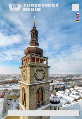 Turistický deník - Motiv: Hradec Králové