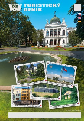 Turistický denník - Motív: Slezské zemské muzeum
