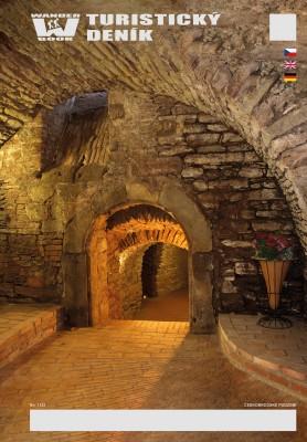 Turistický deník - Motiv: Českobrodské podzemí