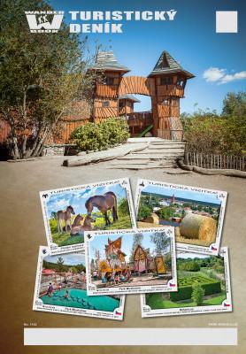 Turistický denník - Motív: Park Mirakulum