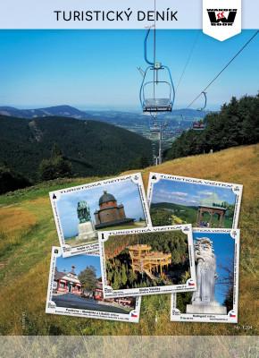 Turistický deník - Motiv: Pustevny