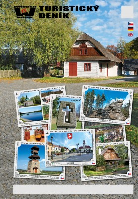 Turistický deník - Motiv: Soubor lidových staveb Vysočina - Betlém Hlinsko