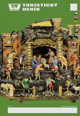 Turistický deník - Motiv: Muzeum betlémů Karlštejn