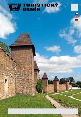 Turistický deník - Motiv: Středověké opevnění v Nymburce