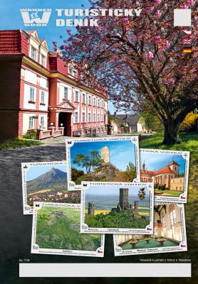 Turistický deník - Motiv: Teplá penzion Klášter