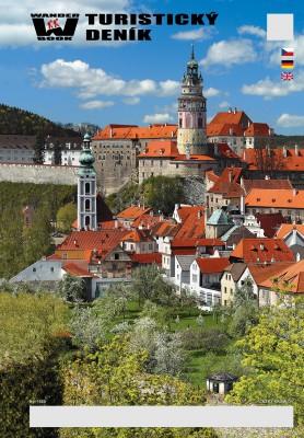 Turistický deník - Motiv: Český Krumlov