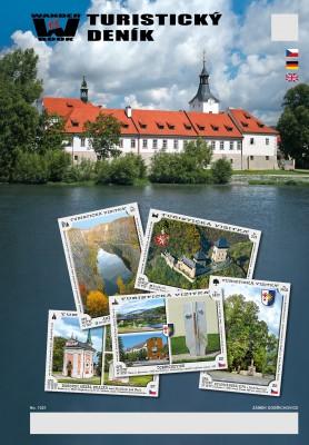 Turistický deník - Motiv: Dobřichovice
