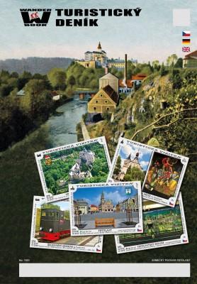 Turistický deník - Motiv: Zámecký pivovar Frýdlant