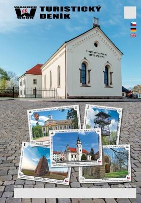 Turistický denník - Motív: Heřmanův Městec