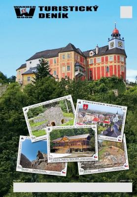 Turistický deník - Motiv: Jánský Vrch