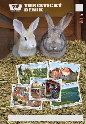 Turistický deník - Motiv: Jihočeské zemědělské muzeum