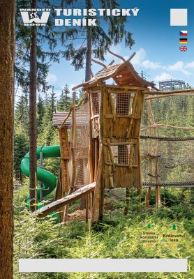 Turistický deník - Motiv: Království lesa