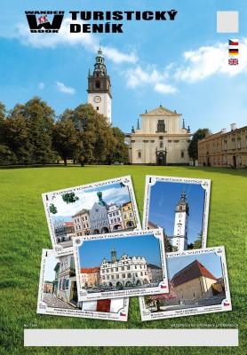 Turistický deník - Motiv: Katedrála sv. Štěpána v Litoměřicích