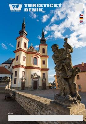 Turistický denník - Motív: Litomyšl