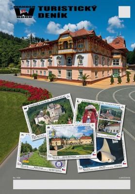 Turistický deník - Motiv: Luhačovice