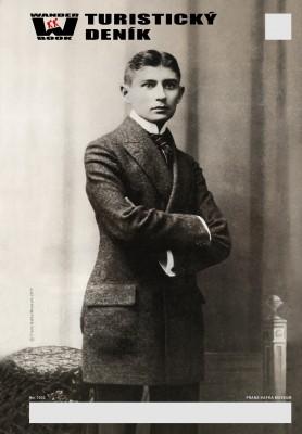 Turistický denník - Motív: Franz Kafka Museum