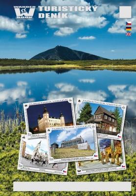 Turistický deník - Motiv: Sněžka